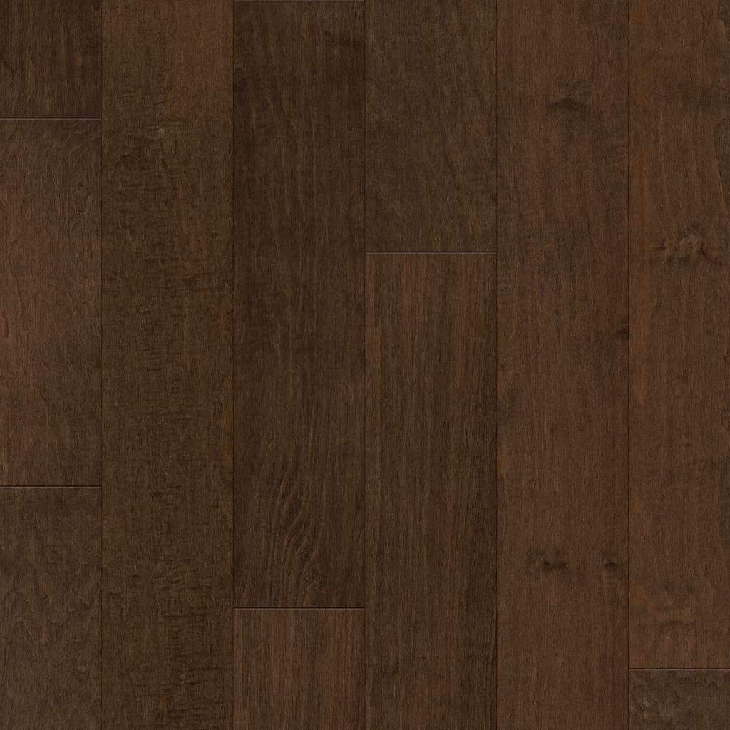 Tb Terrace Maple Hardwood - Bison Swatch Image